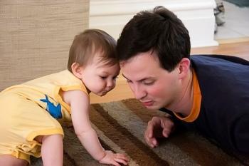 père et allaitement