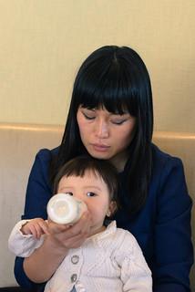 nounou et allaitement