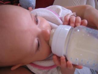 quantité de lait