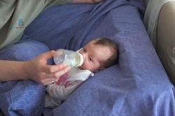 Assistante maternelle et bébé allaité