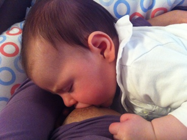 travail et allaitement