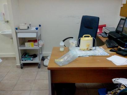 où tirer son lait au travail
